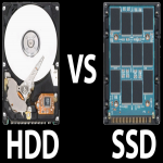 Similar but Very Different – a HDD vs. SSD Hard Drive Quick Comparison