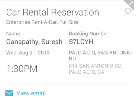 google-now-car-rental